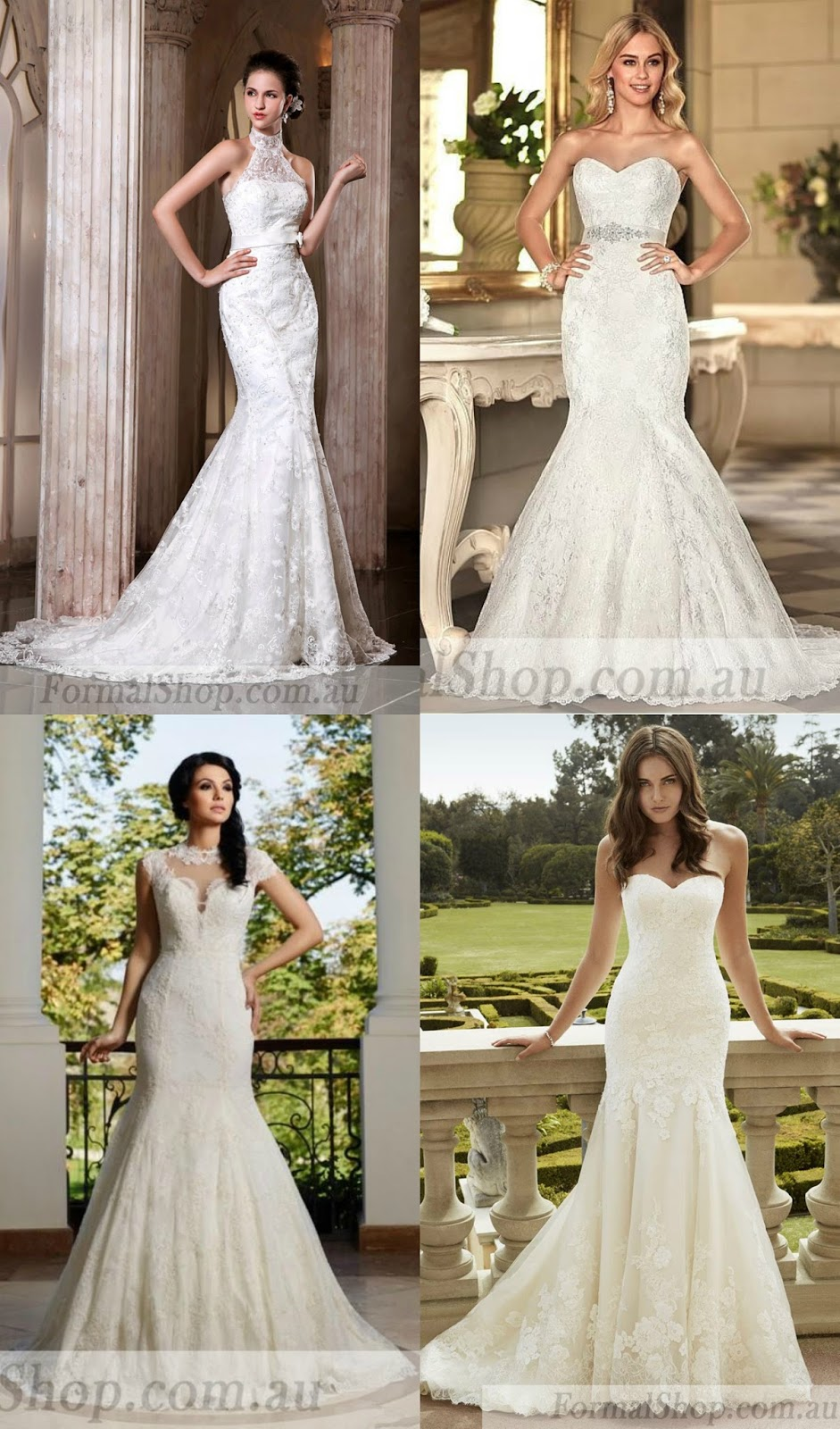 5 Spring Wedding Dress Trends