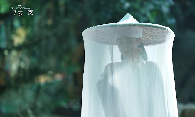 A Chinese Ghost Story Nie Xiao Qian Dilraba Dilmurat