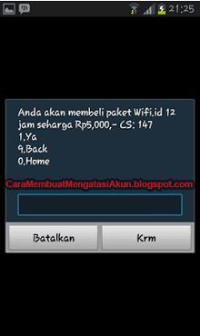 cara daftar wifi id gratis