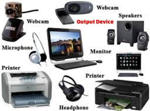 Pengertian Input Dan Output Pada Komputer Lengkap