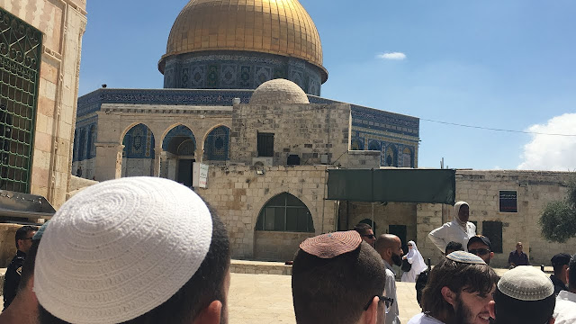 Fundamental Change On The Temple Mount Less Than 4 Months From Israel's 70th Anniversary