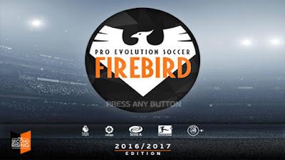 PES 6 FireBird 2016 Patch Full Season 2016/2017