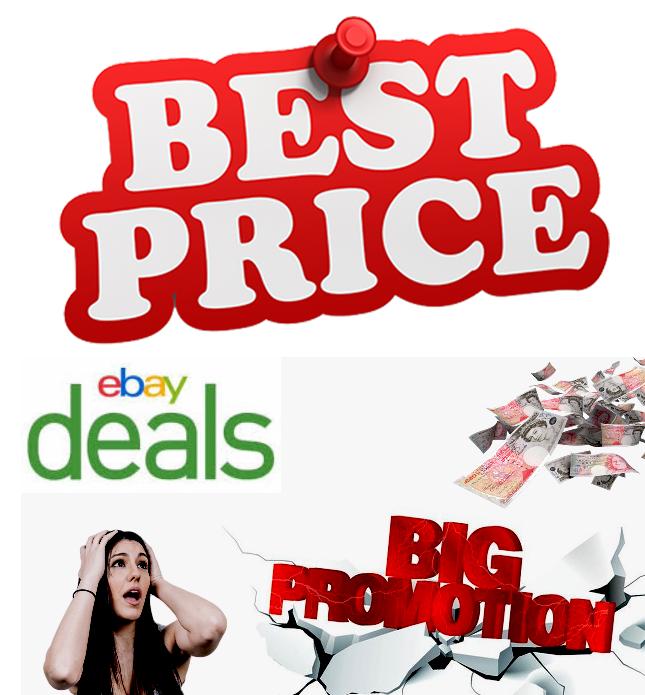 live shopping deals
