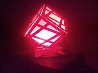 Keren Membuat Lampu Tidur | Kerajinan Lampion Stik Es krim Part1