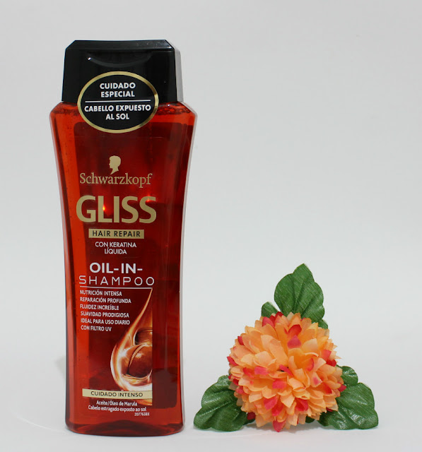 Schwarzkopf Gliss Sun Repair y Protect