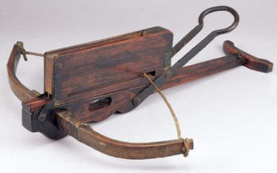 Qing Dynasty Double-shot Repeating Crossbow
