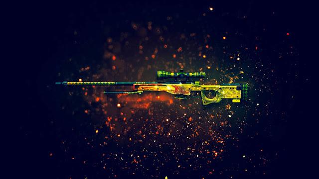 Counter Strike Global Offensive - Fond d'écran en 4k