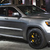 2018 Jeep Grand Cherokee Trackhawk price : New York Auto Show 2017