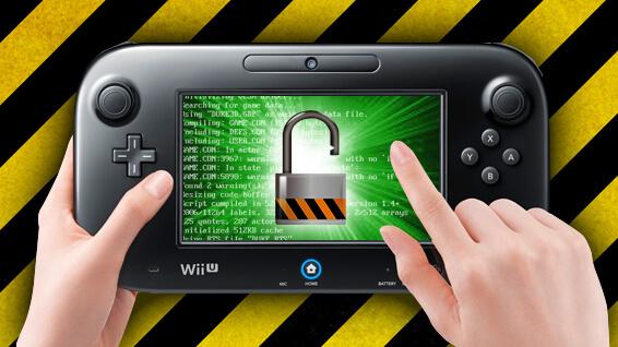 Wii U 5 3 2 com Loadiine 4 0 - Desbloqueio de Wii U para Jogos de