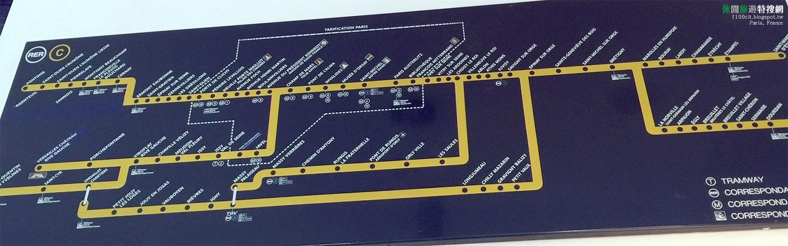 法國 凡爾賽宮 前往方式、購票方式以及花園內部交通方式