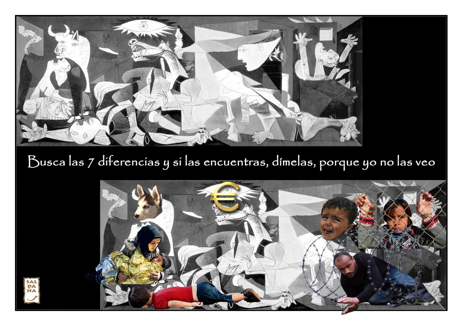 Keiskamma Guernica 1 000 479 Pixels Guernica Sinbolo Bezala