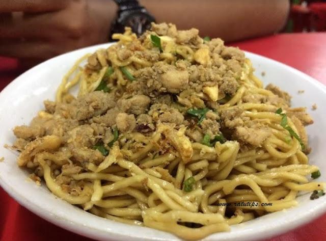 Review Kuliner Mie Ayam Bakso Al, Mie Ayam Enak di Bogor!