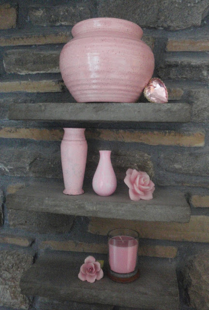 Valentine's Day Decor Mono Chromatic Pale pink