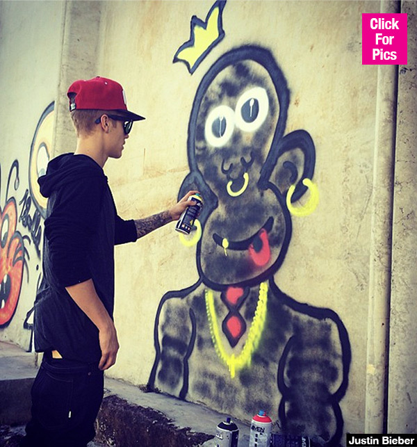 Justin Bieber Facing Arrest In Brazil: Will He Finally Be Punished For 2013 Graffiti Case?