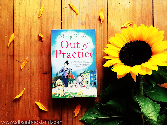 Book Review: Out of Practice by Penny Parkes