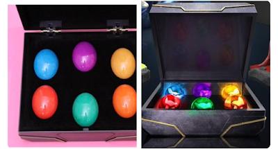 גרסת האספנים של Marvel vs Capcom Infinite מגיעה עם ביצים צבועות במקום אבני אינסוף מיוחדות