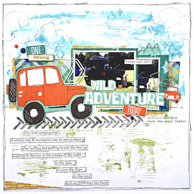 Wild Adventure tracee provis papermaze photoplay boys rule