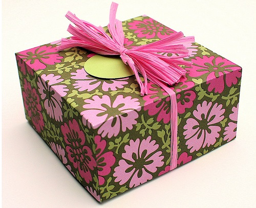 el yapımı hediye paketleri