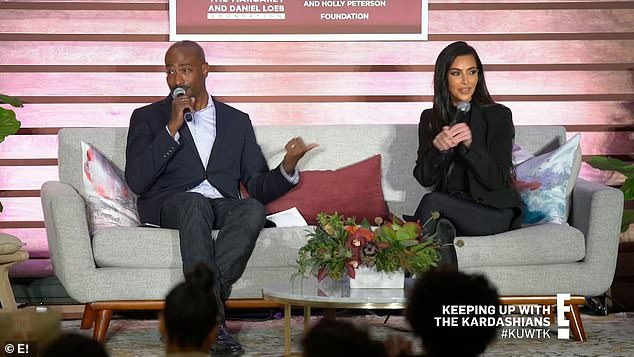 Kim Kardashian celebrates President Donald Trump endorsing prison reform legislation