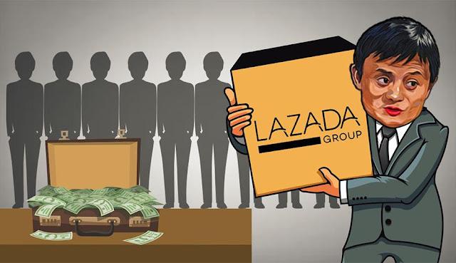 Alibaba acquires Lazada