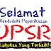 SELAMAT MENDUDUKI PEPERIKSAAN UPSR 2016!!! (Download Jadual Peperiksaan UPSR 2016)