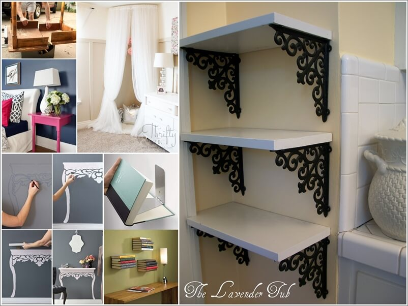 11 low budget but highly amazing diy decor projects diy for Cheap project homes