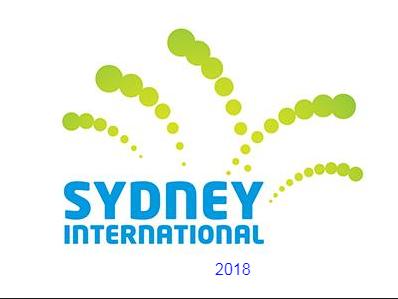 2018  Sydney International Tennis Men's, Women's Winners-runner-up, Prize money.