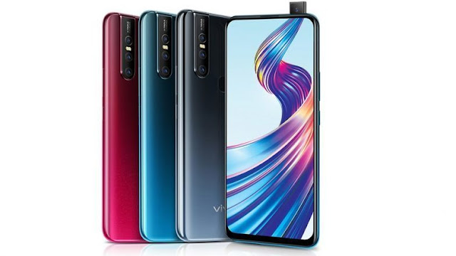 Vivo V15 with 32MP pop-up selfie and triple rear cameras launched at Rs. 23, 990