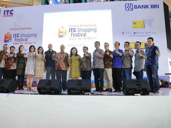 Perayaan Megah Penutupan ITC SHOPPING FESTIVAL