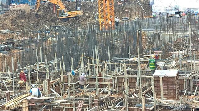 tiến độ dự án an bình city