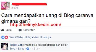Sifat yang dimiliki blogger bodoh4