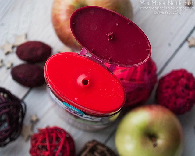 Гель для душа Isana Forbidden Apple