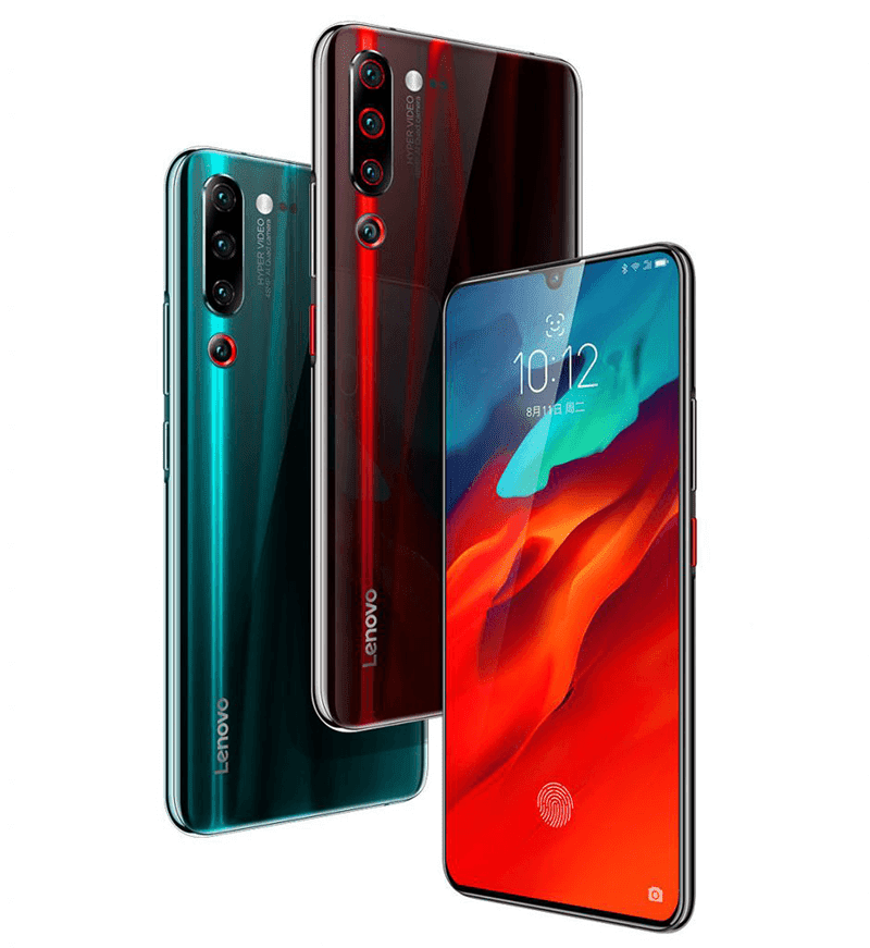 Lenovo Z6 Pro announced, a vlogging camera phone with Hyper Video tech