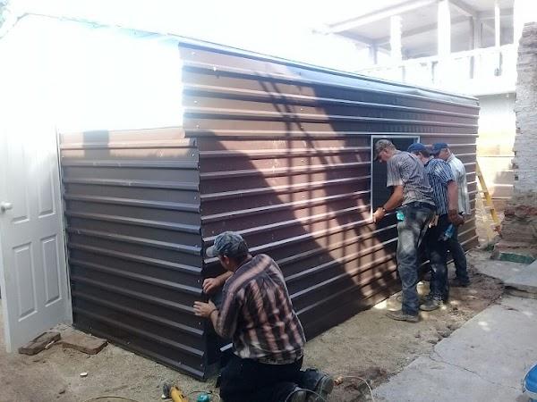 Menonitas cumplieron su meta en Oaxaca, construyeron 200 casas en 20 días