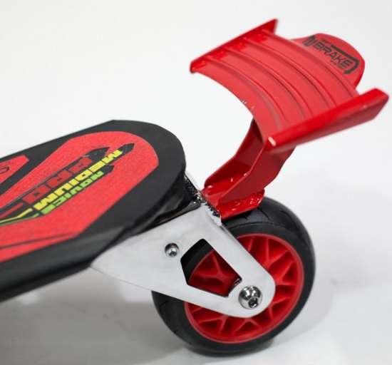 trottinette Oxelo DTX : frein arrière