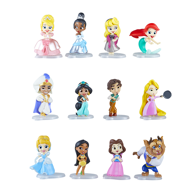 Disney princess comics minis