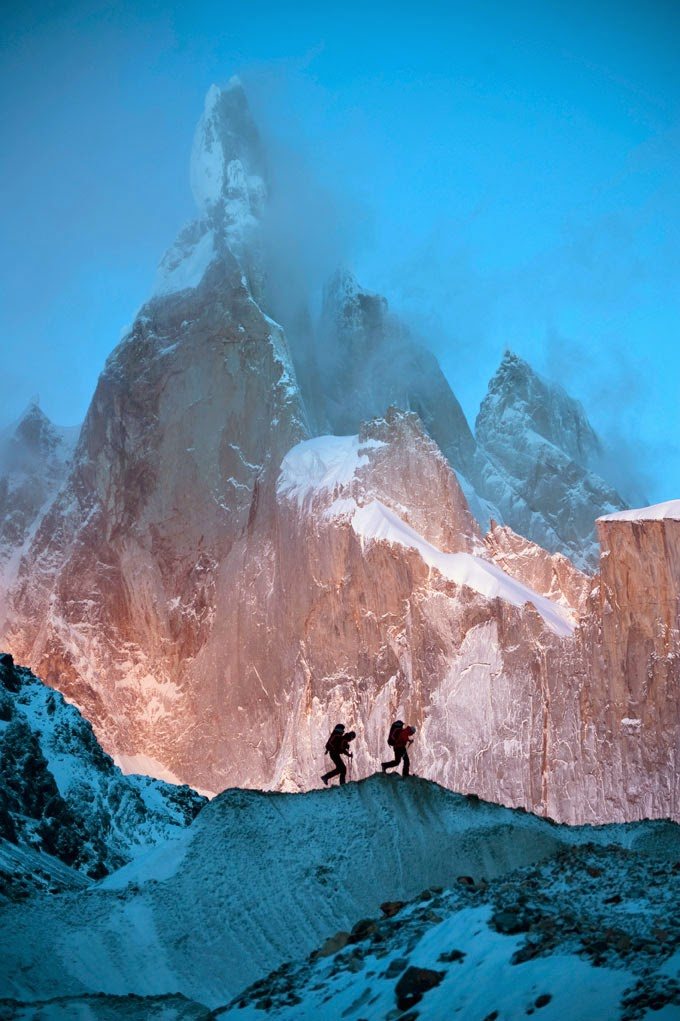10 Best Adventure Holiday Destinations | Southern Patagonian Ice Field Patagonia
