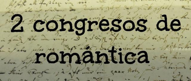 Congresos de romántica