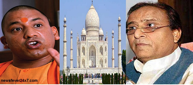 Taj Mahal Is Out of Tourism List of UP
