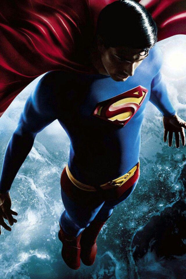 40 Hd Wallpaper Superman Untuk Android Dan Iphone Superkeren Dan