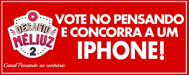Clique aqui e vote! Boa sorte!