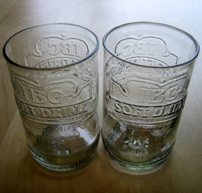 Creative Glasses Transformed from Bottles (10) 2