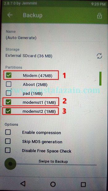 Cara Unlock 4G GSM Andromax A