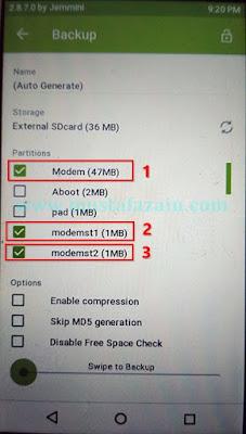 Cara Unlock 4G SIM GSM pada Semua Andromax Termudah