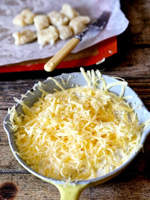 baked gnocchi