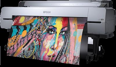 Epson SureColor SC-P10000 Treiber herunterladen