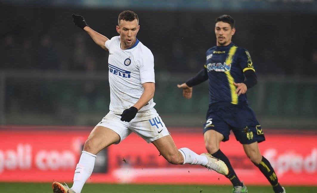 Chievo-Inter Risultato finale 1-1: Pellissier al 91' risponde al gol di Perisic del primo tempo.