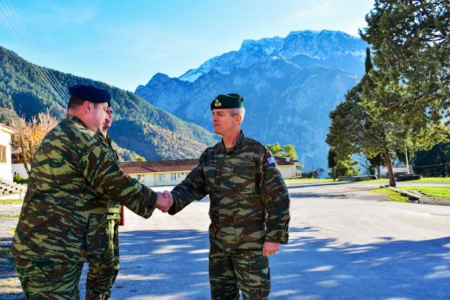 8η Ταξιαρχία Πεζικού: Τι διαπίστωσε ο Διοικητής του Γ' ΣΣ - ΦΩΤΟ