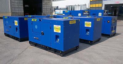 40 kva diesel generator in Bangladesh