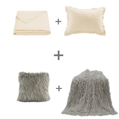 How to assemble your luxury bedding pieces to create a unique and beautiful bedding set